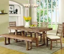 cedar dining room table dining table with bench u furniture ideas dining red cedar dining