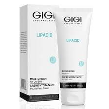 <b>GIGI</b> LIPACID Moisturizer — <b>Увлажняющий крем</b> для жирной и ...