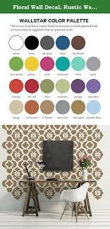 sun wall decal trendy designs: floral wall decal rustic wall decor cottage chic wall decal geometric wall decal