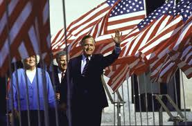 what george h w bush got wrong the new yorker george h w bush at a campaign event in 1988