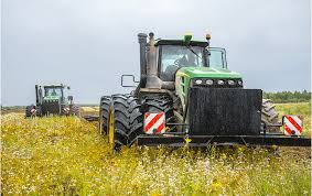 Miratorg has purchased more than 100 modern <b>farming</b> vehicles as ...