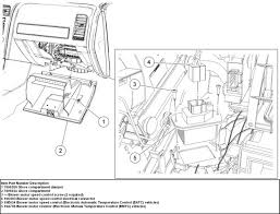 radio wiring diagram for 2001 ford taurus radio discover your cabin air filter location 2013 ford focus