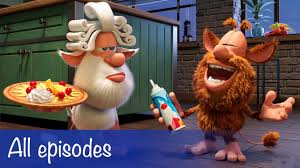 Booba - Compilation of All 51 episodes - <b>Cartoon</b> for <b>kids</b> - YouTube