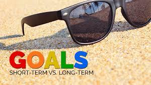 essays about short and long term goals short and long term goals essay examples