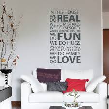 Wall <b>Quotes</b> & Words <b>Wall Stickers</b>   Words Wall Murals Decals By ...
