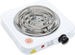 Электрическая <b>Настольная плита IRIT IR</b>-8101, белый — купить в ...
