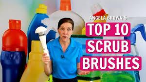 Angela Brown's Top 10 Scrub <b>Brushes</b> (<b>House Cleaning</b>) - YouTube