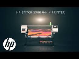 """Сублимационный принтер HP Stitch S500 64"""", 2ET73A ..."""