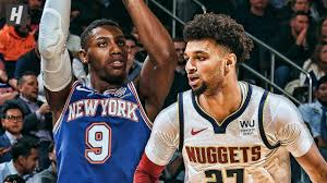 Denver Nuggets vs New York Knicks - Full Game Highlights ...