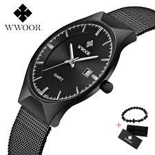 Detail Feedback Questions about <b>WWOOR Men's</b> Wristwatch ...