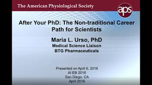 after your phd the non traditional career path for scientists after your phd the non traditional career path for scientists 2016 trainee symp pt 2