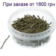 <b>Sibel Невидимки</b> для волос медно-бежевые <b>50мм</b> 250г, цена 420 ...