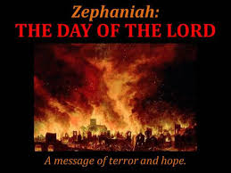 Image result for ZEPHANIAH