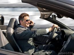 Image result for talking on a cell phone driving picture