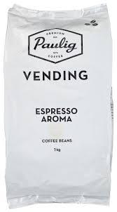 <b>Кофе</b> в зернах <b>Paulig Vending Espresso</b> Aroma — купить по ...