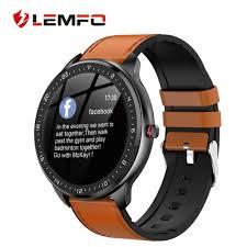 <b>2020 New Smart Watch</b> IP67 Waterproof Heart Rate Blood Pressure ...