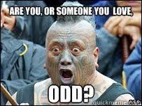 Tame Iti is ODD memes | quickmeme via Relatably.com