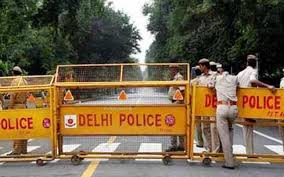 Image result for IMAGES of delhi police with up ats