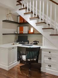 diy staircases ideas to make them look amazing basement office design