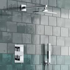 thermostatic brand bathroom: ibath  way thermostatic mixer valve shower set