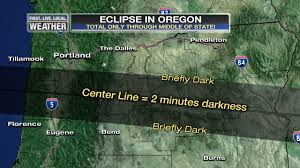 Auction of campsites to view solar eclipse raises $60K for Orego ...