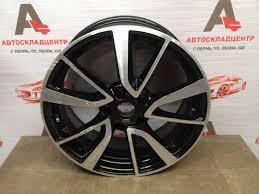 <b>Диск колеса</b> (<b>литой</b>) <b>Nissan</b> Qashqai (2013-Н.в.)