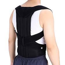 Buy Generic <b>Adjustable Back Posture Corrector</b> Brace(S) Online at ...