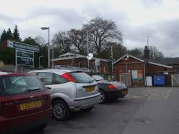 Whyteleafe South railway station