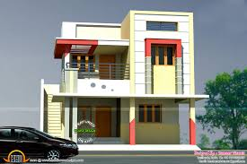 sq ft Tamil house plan   Kerala home design and floor plansTamil house plan