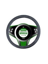 <b>Оплетка рулевого</b> колеса , <b>цвет</b> серый PROFFI 4099420 в ...