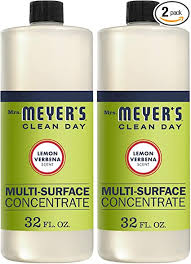 Mrs. Meyer's <b>Clean</b> Day <b>Multi</b>-<b>Surface Cleaner Concentrate</b>, Use to ...