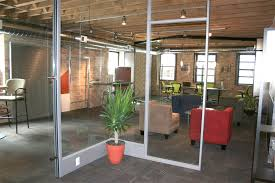 NxtWall Glass Office Walls With Power  C