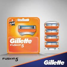<b>Gillette Fusion 5</b> | <b>Сменные кассеты</b> для бритья