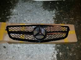 <b>Exterior</b> 5: <b>Решетка радиатора</b> С63 AMG style — Mercedes-Benz ...