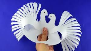Как сделать <b>голубя</b> из бумаги своими руками легко и просто ...