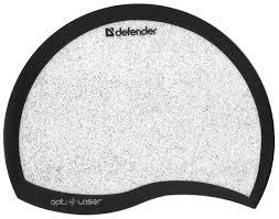 <b>Коврик</b> для мыши <b>Defender Ergo</b> opti-laser 50511 Серый - отзывы ...