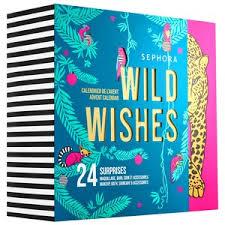 <b>Wild</b> Wishes Advent Calendar - <b>SEPHORA COLLECTION</b> | Sephora