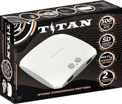 Ответы на вопросы об игровых приставках Magistr Titan 500 игр ...
