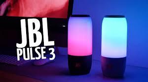 Обзор <b>JBL Pulse</b> 3 - <b>портативная</b> акустика с подсветкой - YouTube