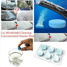 <b>10pc Car Windshield Cleaner</b> Window Glass Concentrated Cleaner ...