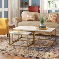 Foundry Select Brookby Place <b>2 Piece Coffee Table</b> Set in 2020 ...