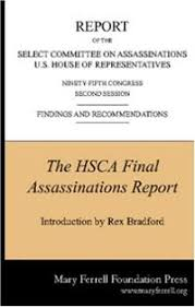 「the House Select Committee on Assassinations」の画像検索結果