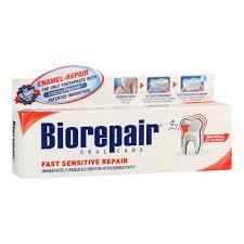 <b>Biorepair</b> Fast <b>Sensitive</b> Repair <b>Toothpaste</b> 75ml - Clicks