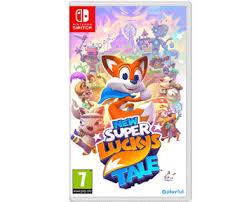 Купить New <b>Super</b> Luckys Tale (<b>Nintendo Switch</b>) в Москве дешево ...
