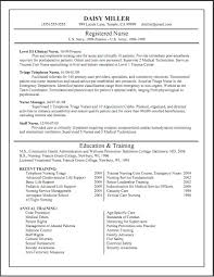 sample resume nursing new grad cipanewsletter international nurse sample resume sample resume college