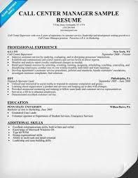 Link to an Call Center Supervisor resume: Call Center Supervisor Resume - Best Sample Resume