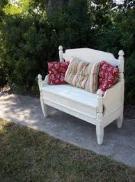 reserve for nancy bench hand made porch furniture pottery barn style french country shabby chic painted chic shabby french style distressed