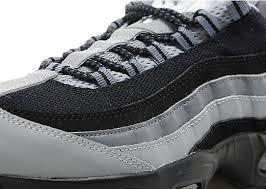 nike air max 95 black wolf grey jd sports black grey nike air