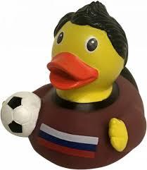 <b>Funny Ducks Весёлые Ути-пути</b> Уточка Российский футболист ...