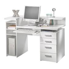 medium size of desk mesmerizing computer desks white wood construction pull out keyboard tray 4 alluring gray office desk